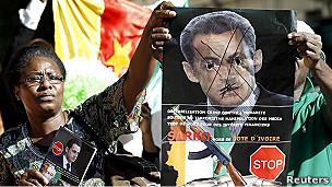 Francia - Conflictos Militares Sarkozy_costademarfil