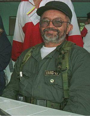 Raúl Reyes, en una imagen de archivo. (Foto: EFE) - 5_raul_reyes_muerto